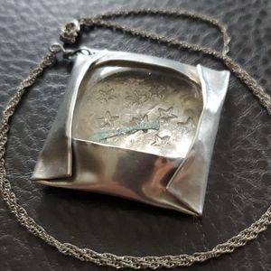 Artisan made necklace